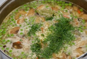 Бабушкин грибной суп - фото шаг 6