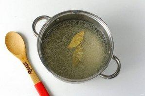 Борщ со стручковой фасолью - фото шаг 2