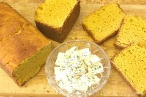 Хлеб сдобный кукурузный - фото шаг 4