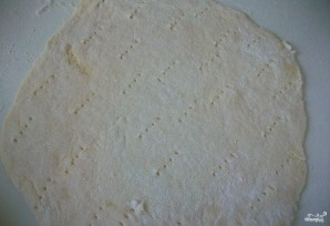 Лепешки на кислом молоке - фото шаг 3