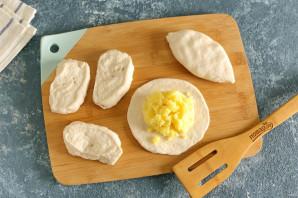 Жареные пирожки с картошкой - фото шаг 9