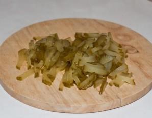 Азу из говядины с картофелем - фото шаг 4