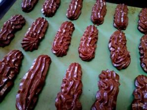 «Дамские пальчики» из шоколадного теста - фото шаг 7