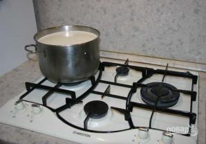 Осетинский сыр - фото шаг 7