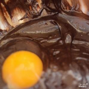 Двойное шоколадное печенье - фото шаг 4
