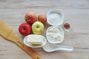 Сбричолата с яблоками - фото шаг 1