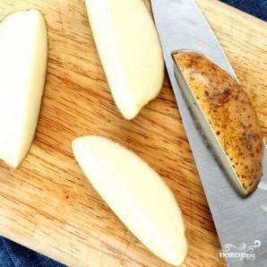 Запеченный картофель в духовке - фото шаг 1