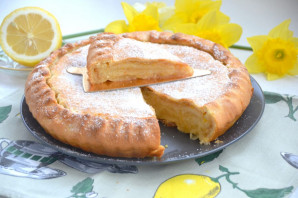 """Пирог лимонник из """"Бахетле"""""""