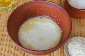 Оладьи на сухой сковороде - фото шаг 3