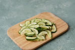 Салат из брокколи и авокадо - фото шаг 4