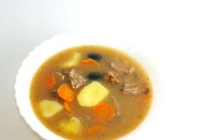 Густой суп - фото шаг 7