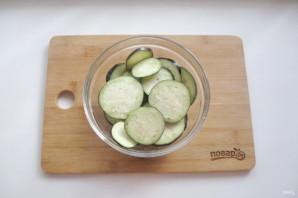 Закуска с баклажанами и чесноком - фото шаг 3