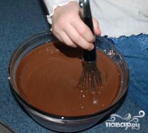 Самый простой в мире шоколадный пудинг - фото шаг 3