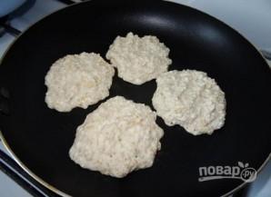 Полезные сырники с отрубями - фото шаг 4