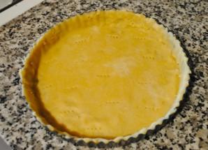 Пирог со смородиной из песочного теста - фото шаг 8
