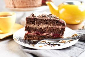 Торт в мультиварке - фото шаг 16