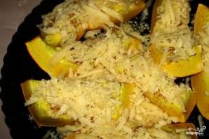 Тыква, запеченная с сыром в духовке - фото шаг 4