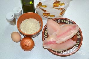 """Рыбные """"ежики"""" с рисом - фото шаг 1"""
