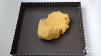 Шоколадный пирог с малиной - фото шаг 3