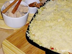"Яблочный пирог с сыром ""Гауда"" - фото шаг 5"
