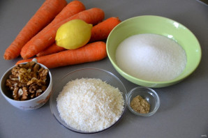 Десерт из моркови - фото шаг 1