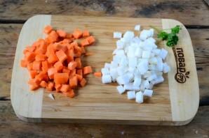 Томатный суп с фрикадельками - фото шаг 6