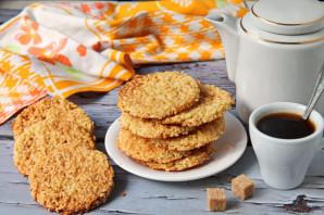 Грильяжное печенье с кунжутом - фото шаг 10
