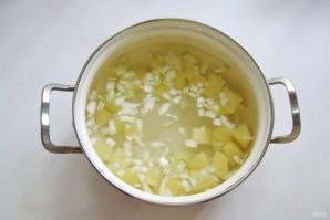 Холодный щавелевый суп - фото шаг 3