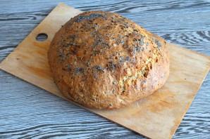 Цельнозерновой хлеб на кефире - фото шаг 6