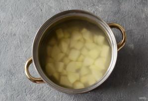 "Суп с пастой ""Орзо"" - фото шаг 2"