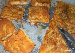 Слоеный пирог с курицей - фото шаг 7