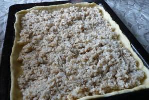 Пирог с консервой и рисом - фото шаг 2