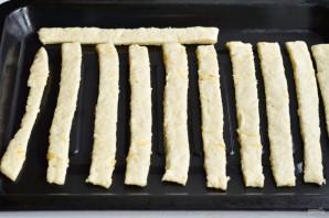 Творожно-сырные палочки - фото шаг 14