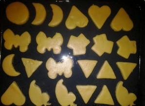 Печенье в формочках - фото шаг 5