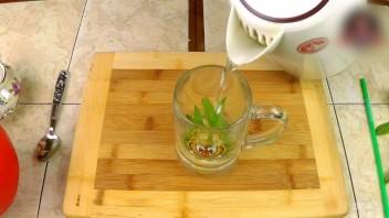 Домашний лимонад с мятой - фото шаг 4