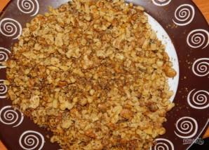 Карамельный трайфл с грецкими орехами - фото шаг 1