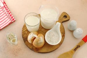 Сметанно-молочный соус