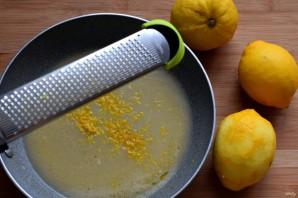 Лимонная паста с сыром и шпинатом - фото шаг 3