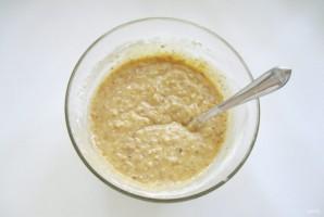 Ореховый пирог с меренгой - фото шаг 9