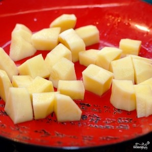 Суп из индейки с капустой - фото шаг 5