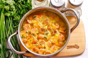 Суп с чечевицей и сосисками - фото шаг 8