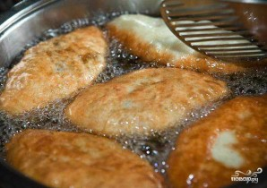 Тесто на пирожки жареные - фото шаг 6