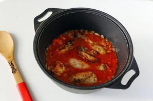 Цыпленок по-мексикански - фото шаг 5