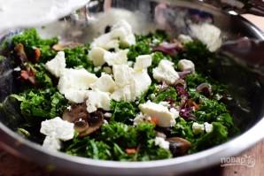 Салат из капусты кале - фото шаг 6
