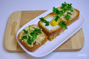Необычные тосты к завтраку - фото шаг 9
