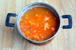 Суп из чечевицы «Масурдал» - фото шаг 6