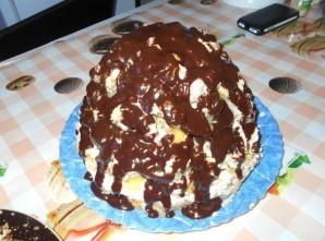 """Торт """"Шапка мономаха"""" - фото шаг 9"""