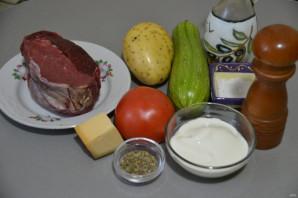 Мясо по-французски ПП - фото шаг 1