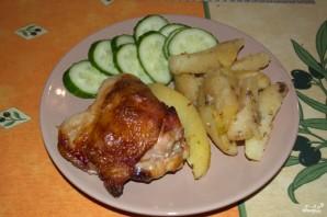 Бедра курицы запеченные - фото шаг 6