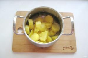 Картофельное пюре как в детском саду - фото шаг 4